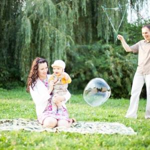 Fotografia rodzinna i ciążowa