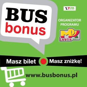 żniżki z Bus bonus