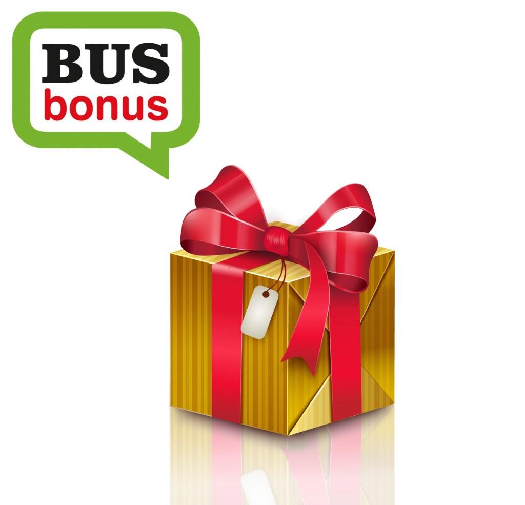 bus bonus prezent