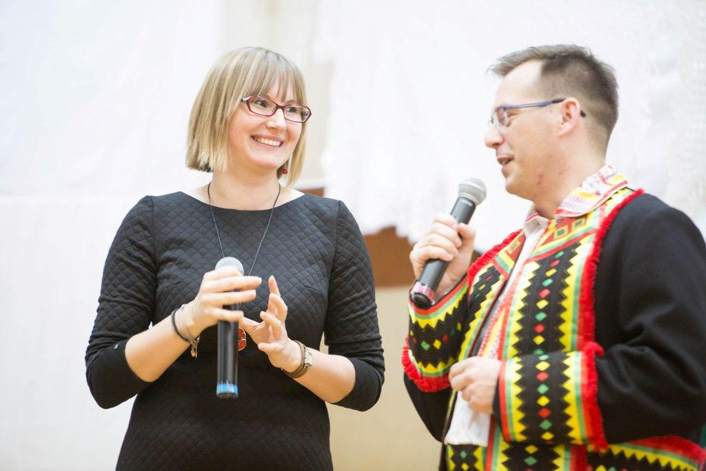 Magdalena Sałek wójt gminy Jabłonna