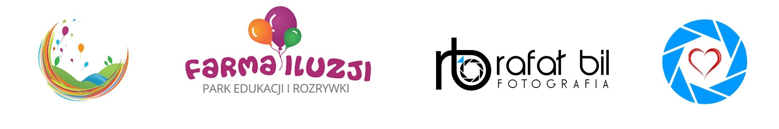 logo farmy iluzji i agencji fotograficzno szkoleniowej